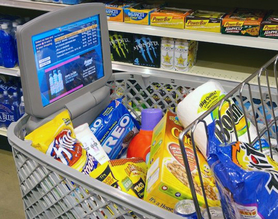 """smart purchase in supermarkets using rfid Wireless smart trolley for shopping there is a major disadvantage of long billing queues taking much longer time to bill the purchase """"rfid based smart."""